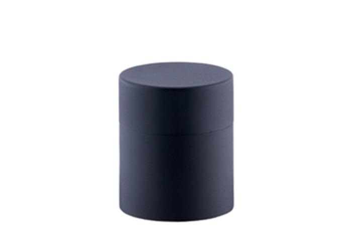 [image]Tea Caddy Black (Small)
