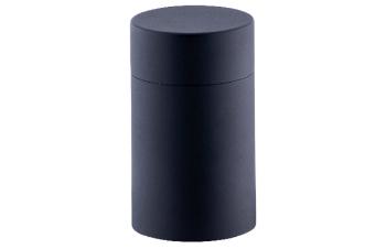 [image]Tea Caddy Black (Large)